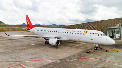 B-3169 - Embraer 190-100IGW - Tianjin Airlines