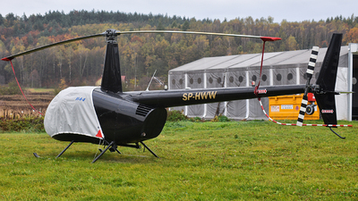 SP-HWW - Robinson R44 Raven II - Private