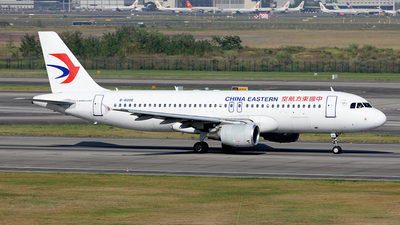 A picture of B6006 - Airbus A320214 - China Eastern Airlines - © BCG554