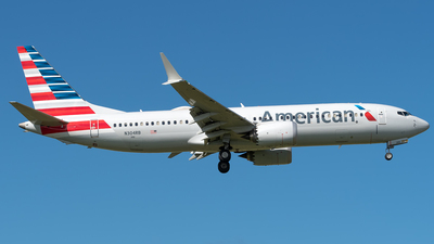 N304RB - Boeing 737-8 MAX - American Airlines