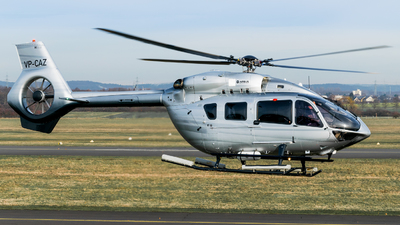 VP-CAZ - Airbus Helicopters H145 - Private