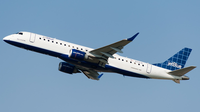 N258JB - Embraer 190-100IGW - jetBlue Airways