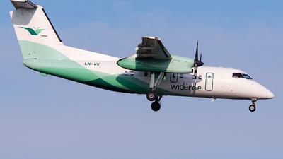 LN-WII - Bombardier Dash 8-103 - Widerøe