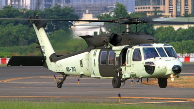 NA-710 - Sikorsky UH-60M Blackhawk - Taiwan - National Airborne Service Corps (NASC)