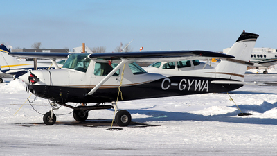 A picture of CGYWA - Cessna 152 - [15280243] - © Guy Langlois