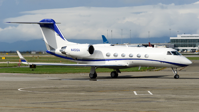 N451GA - Gulfstream G-IV(SP) - Private