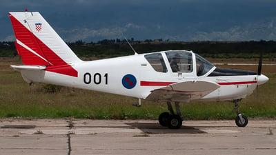 001 - Utva-75 - Croatia - Air Force