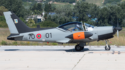 MM55098 - SIAI-Marchetti SF260EA - Italy - Air Force