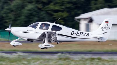 D-EPVS - Cirrus SR20-GTS - Professione Volare