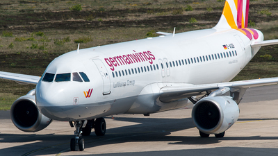 D-AIQB - Airbus A320-211 - Germanwings