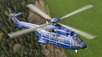 D-HEGW - Aérospatiale AS 332L1 Super Puma - Germany - Bundespolizei