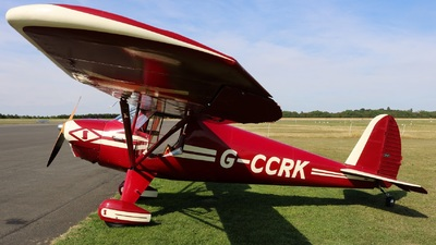 G-CCRK - Luscombe 8A - Private