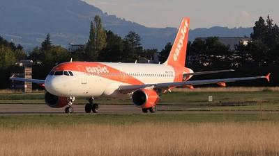 HB-JXI - Airbus A320-214 - easyJet Switzerland
