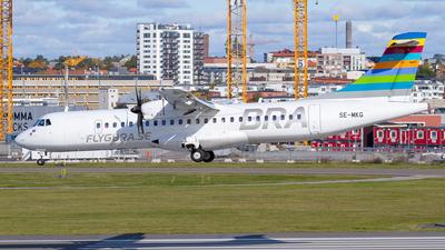 A picture of SEMKG - ATR 72600 - BRA - © Henrik Nilsson