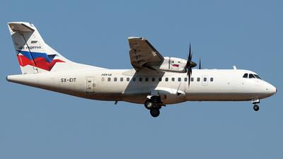 A picture of SXEIT - ATR 42500 - Sky Express - © Philipp Schuetz