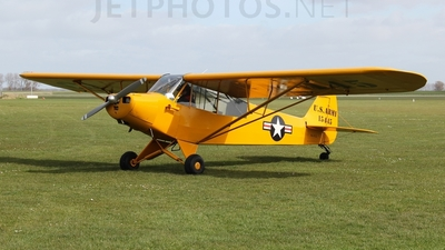 PH-FLG - Piper PA-18-95 Super Cub - Private