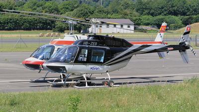 HB-ZEB - Bell 206B JetRanger III - Private