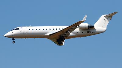 EC-NHU - Bombardier CRJ-200ER - Air Nostrum