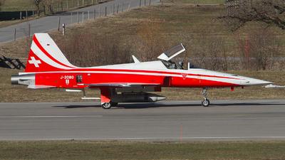 J-3080 - Northrop F-5E Tiger II - Switzerland - Air Force