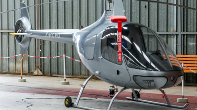 F-HCVO - Guimbal Cabri G2 - Private