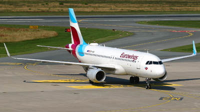 A picture of OEIEW - Airbus A320214 - Eurowings - © Fabian Dirscherl