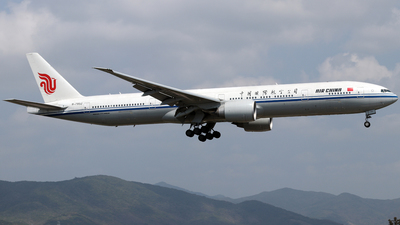 B-7952 - Boeing 777-39LER - Air China