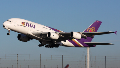 HS-TUD - Airbus A380-841 - Thai Airways International