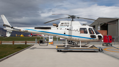 ZK-HTW - Eurocopter AS 350B3 Ecureuil - Alpine Helicopters