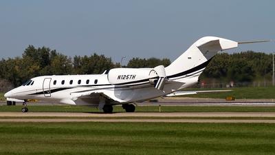 N125TH - Cessna 750 Citation X - Delta Private Jets