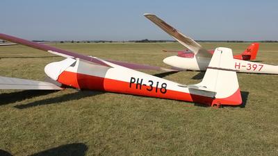 PH-318 - Schleicher Ka-6CR - Private