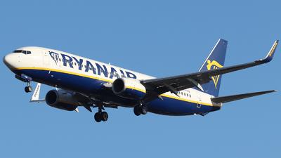 EI-FRB - Boeing 737-8AS - Ryanair