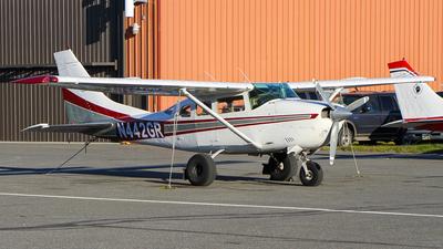 N442GR - Cessna U206F Stationair - Private