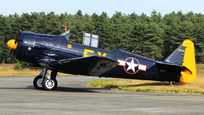 N13FY - North American AT-6A Texan - Private