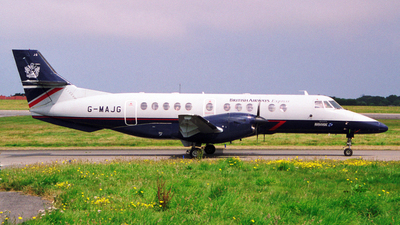 G-MAJG - British Aerospace Jetstream 41 - British Airways Express (British Regional Airlines)