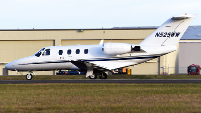 N525WW - Cessna 525 Citationjet CJ1 - Private