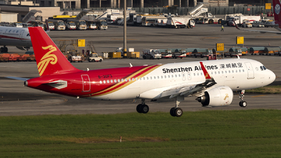 B-30F3 - Airbus A320-271N - Shenzhen Airlines
