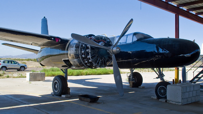 N126HP - Douglas A-26B Invader - Private