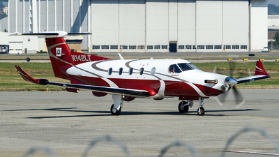 N142LT - Pilatus PC-12/45 - Private