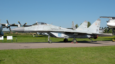 18 - Mikoyan-Gurevich MiG-29 Fulcrum - Russia - Air Force