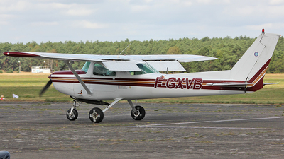 F-GXVB - Reims-Cessna F152 - Private