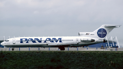 N8837E - Boeing 727-225 - Pan Am
