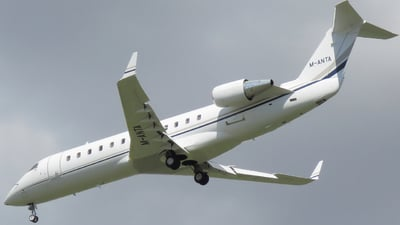 M-ANTA - Bombardier CL-600-2B19 Challenger 850 - Private