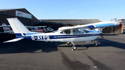 A picture of GAYPG - Cessna F177RG - [0007] - © Adam Loader