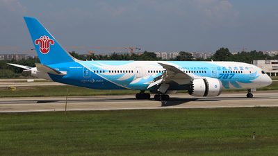 A picture of B2727 - Boeing 7878 Dreamliner -  - © Jack Green