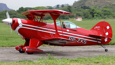PP-ZXS - Pitts S-2S Special - Private