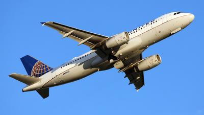 N406UA - Airbus A320-232 - United Airlines