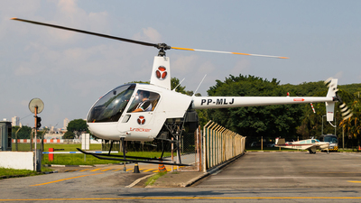 PP-MLJ - Robinson R22 - Private