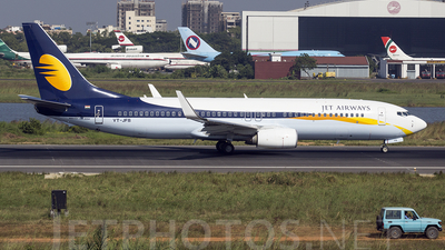 VT-JFB - Boeing 737-86N - Jet Airways