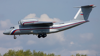 RF-72946 - Antonov An-72 - Russia - Air Force