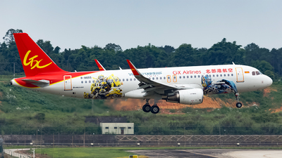 B-8655 - Airbus A320-214 - GX Airlines